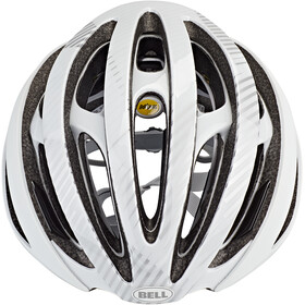 Bell Z20 MIPS Casco, shade matte/gloss silver/white